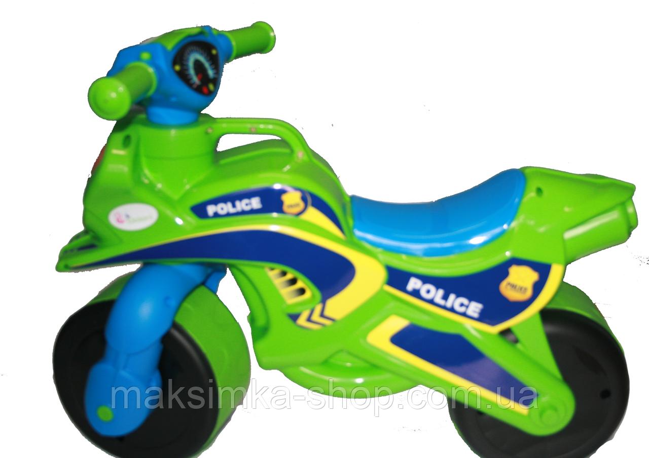 Мотоцикл толокар Полиция