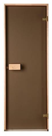 Двери для бани и сауны Classic (бронза), фото 2