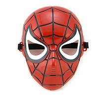 "Маска человека-паука, маска спайдермена ""Karnaval"" 1P/3RGI-200"