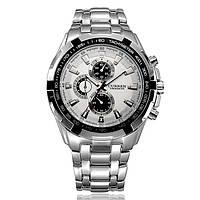Часы мужские Curren Granit silver-white