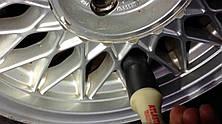 Кисть Atlasta для детейлинга колісних дисків і інших елементів авто, фото 3