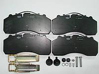 Тормозные колодки для Mercedes-Benz Actros, Scania 4