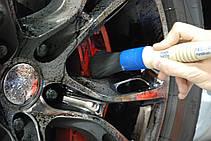 Кисть Atlasta для детейлинга колісних дисків і інших елементів авто, фото 2