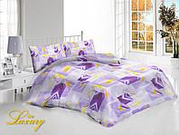 Двуспальный комплект постельного белья «Абстракция»