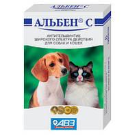 АЛЬБЕН-С №6 таблетки