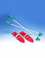 Набір лижний дитячий MARMAT 40см (лижі+палки)