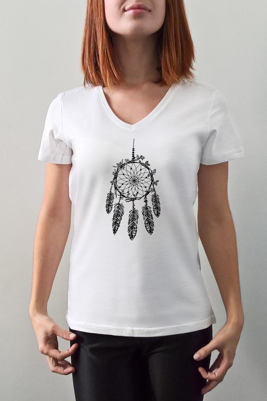 """Женская футболка """"Dreamcatcher""""-""""Ловец снов"""""""