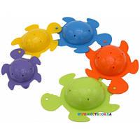Набор игрушек Веселые черепашки Baby Team 8855