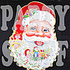 Новогодние плакаты Санта Клаус 70х55 см