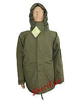 Куртка  штурмовая трёхслойный ламинат OLIVE, MIL-TEC 10620001