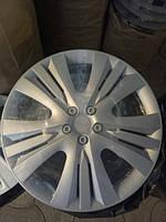 Колпаки на колеса на R13 серые люкс