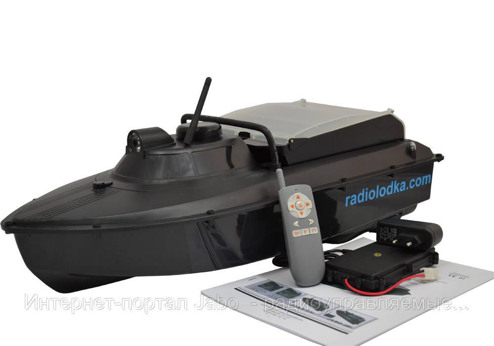 Радиоуправляемый кораблик для рыбалки Jabo-2AL - Интернет-портал Jabo  - радиоуправляемые катера для рыбалки в Киеве