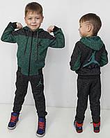 Модный спортивный костюм Jordan с начёсом
