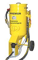 Пескоструйный аппарат Premium 25, производства компании SAPI, ФРГ