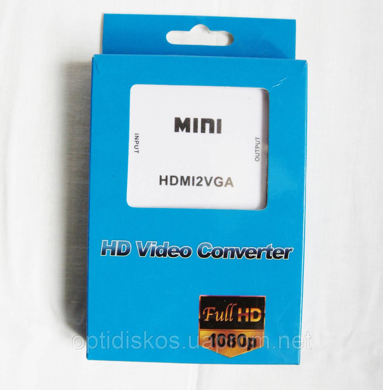 HDMI-VGA видео конвертер