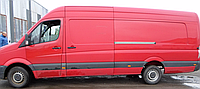 Кузов Екстра лонг Extra long (довга база) Фольксваген Крафтер 2006-16