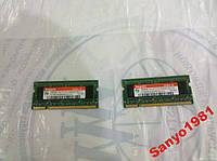 Память ОЗУ Hynix DDR2 SODIMM 256 Mb для ноутбука
