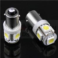 Лампы BA9S 5 LED габариты, повороты и тд.