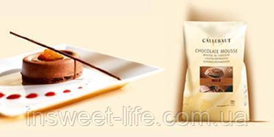Порошок для молочного шоколадного мусса CALLEBAUT CHD-MO-D-X27 0,8кг/упаковка