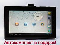 Планшет навигатор Freelander PD20 GPS+ Регистратор+ Android 4 +WIFI + ВИДЕОРЕГИСТРАТОР + Автокомплект!