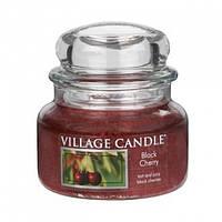 """Ароматическая свеча в стекле Village Candle """"Черешня"""". 315 гр/ 55 часов"""