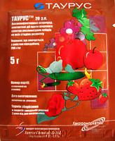 Таурус акарицид контактного действия против широкого спектра растительноядных клещей 5 г