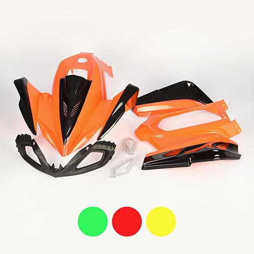 Корпус для квадроцикла HB-6 EATV 800 B Body-500B/800B