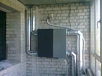 Вентиляция квартиры, дома, офиса с использованием приточно-вытяжных агрегатов с рекуперацией тепла