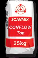 Быстротвердеющий самовыравн. пром. пол Конфлов ТОП / Conflow TOP (уп. 25 кг)