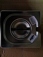 Крышка для гастроемкости  1/6  Stalgast с прорезью для ложки