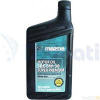 Масло моторное MAZDA Super Premium 5W-30 0.946л 0000775W30QT