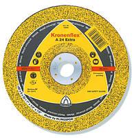 Круг зачистной Klingspor по металлу A24Extra 115X6X22