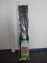 Шпалера садовая 1.8х0.7м белая,зеленая опора для растений с доставкой по Украине, фото 3