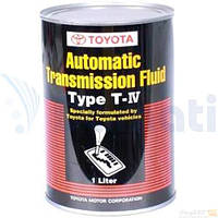 Масло трансмиссионное TOYOTA ATF Type T-IV 1л 0888681016