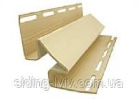 Кут внутрішній для сайдингу FASIDING Фасайдинг (Внутренний угол 3,05 м)