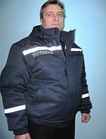 Куртка утепленная спасателя