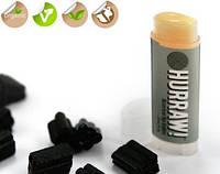 100 % натуральный бальзам для губ Hurraw Licorice  Лакрица