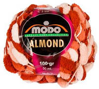 "Пряжа Modo Almond ""001"""