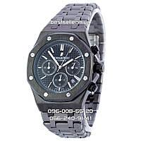 Часы Audemars Piguet Royal Oak Steel (Кварц) Black