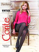 Колготки жіночі Conte Fantasy Vintage 50 Den (Конте Фентезі Вінтаж 50 ден), розмір 2-4, Білорусія
