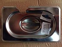 Крышка для гастроемкости  1/9  Stalgast с прорезью для ложки