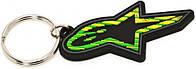 Брелок для ключей Alpinestars Spencer, зеленый