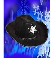 """Шляпа Шерифа  """"Karnaval"""" 1P/3RGI-200"""
