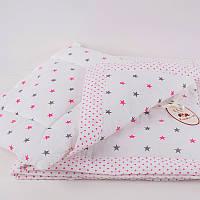Комплект двусторонний стеганный одеяло и подушка (!)
