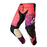 "Брюки Alpinestars CHARGER текстиль red/purple ""L""(34), арт. 3721214 383, арт. 3721214 383, фото 1"