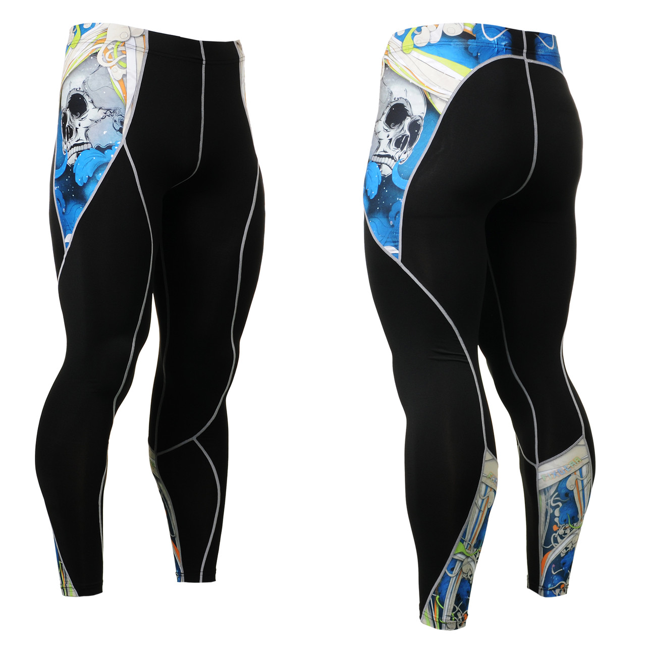 Компресійні штани Fixgear P2L-B19B