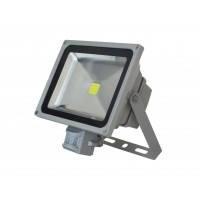 Прожектор светодиодный LED 50W 6400K с датчиком движения