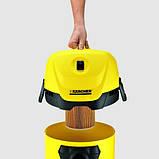 Пылесос для сухой и влажной уборки WD 3, фото 3