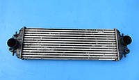 Радиатор интеркулера Renault Trafic 1.9 7700312903 VALEO 8689260 2001-2007 гг., фото 1