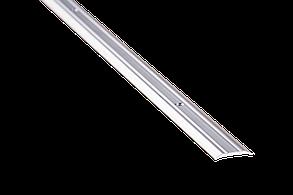 Пороги алюминиевые 5А 1.8 метра серебро 3х25мм , фото 2
